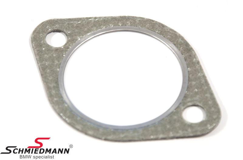 Gasket between front manifold/catalyst