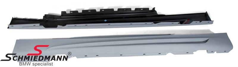 BMW 51770442891 / 51-77-0-442-891  Sideskirts original BMW Performance with airducts
