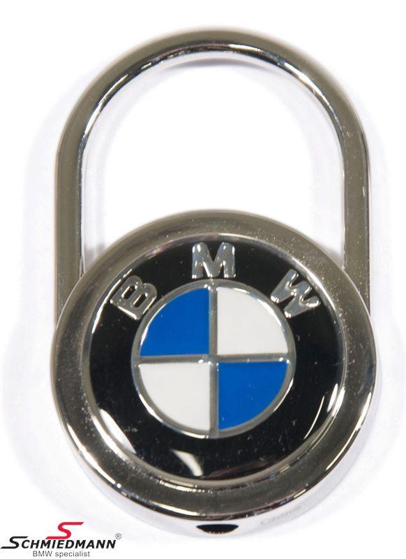 Nøglering med BMW logo