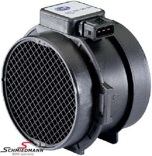 Hot film air masse meter, original Hella (OE supplier)