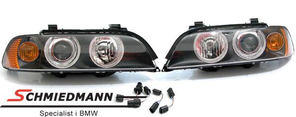 bmw e39 lights and indicators schmiedmann new parts rh schmiedmann com 03 05 Dodge Neon Headlights Angel Eyes Headlights