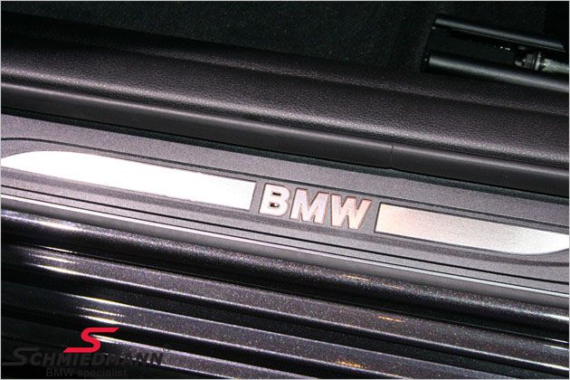 Inf1011be Front Door Sill Set 4 Pcs Bmw Inclusive