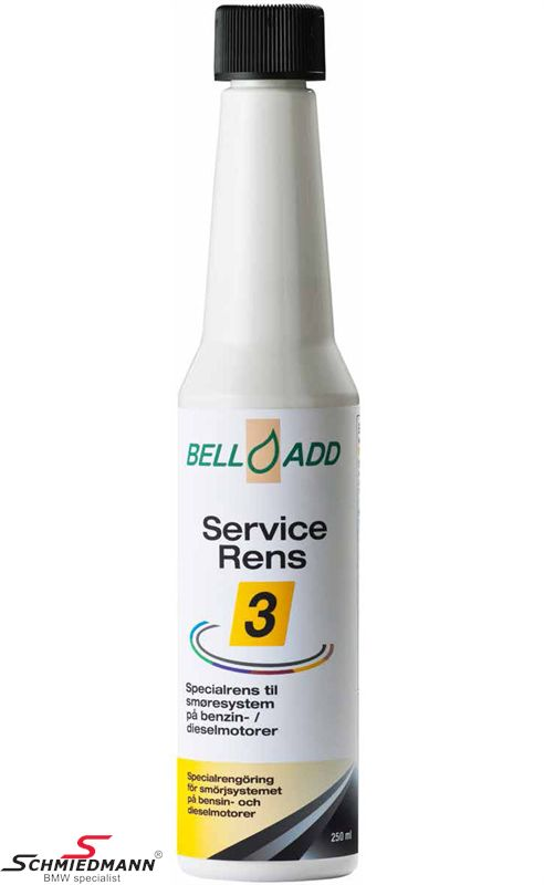 Motor inside cleaner Bell Add service clean 3