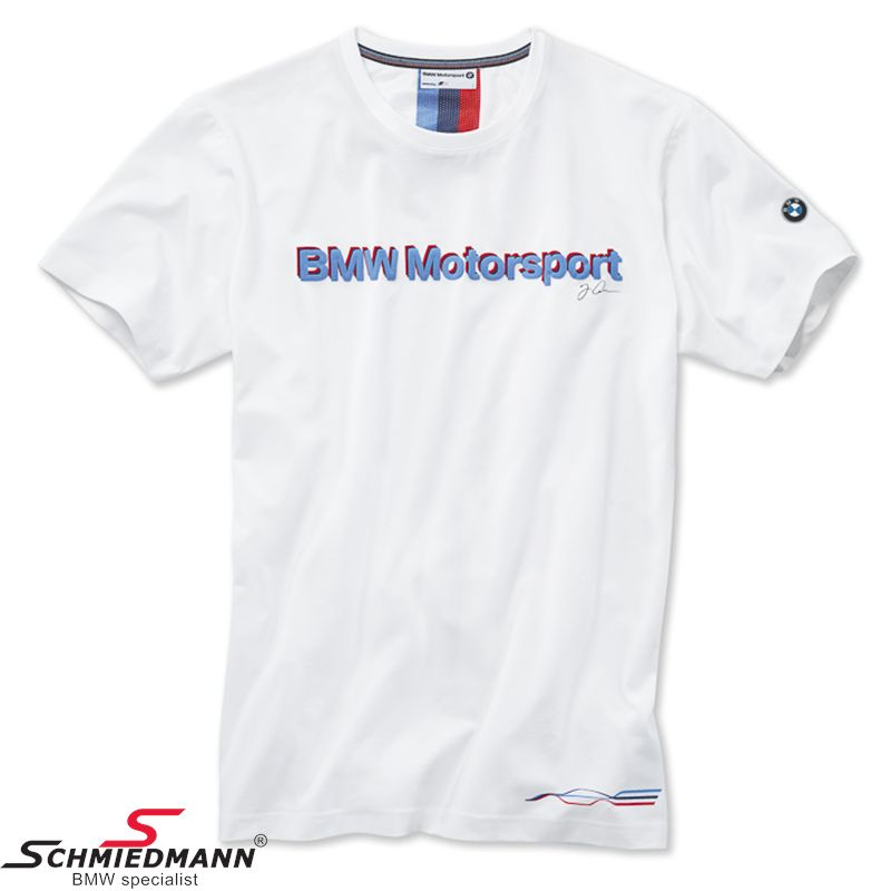 BMW Motorsport Fan T-Shirt, men
