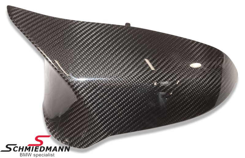 Sidespejl-cover -///M-Performance- original BMW ægte carbon V.-side