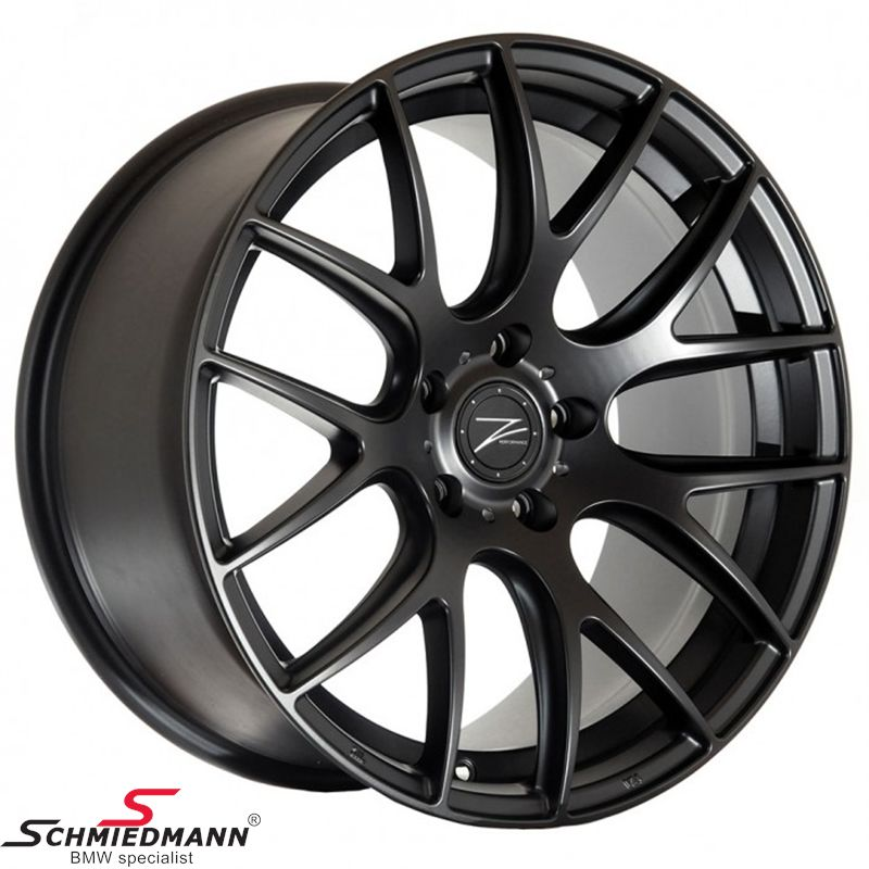 "20"" Z-Performance -Type 1- rim 8,5x20 ET35, Matte Black"
