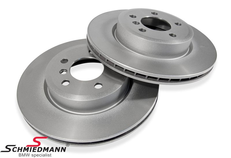Brake disk 325x25MM - ventilated