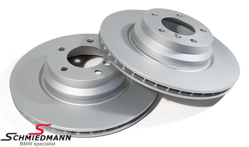 Brake disk 330x24MM - ventilated
