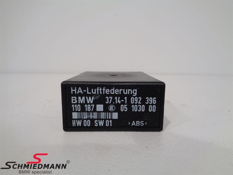 1092396 BMW E39 E53 X5 Steuergerät Luftfederung Niveauregulierung HW 00 SW 01