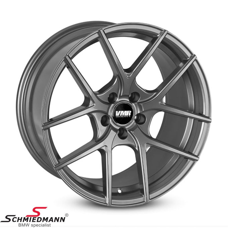 "19"" original VMR -TYPE V803- gunmetal rims 9,5x19, ET45 (fits only rear)"