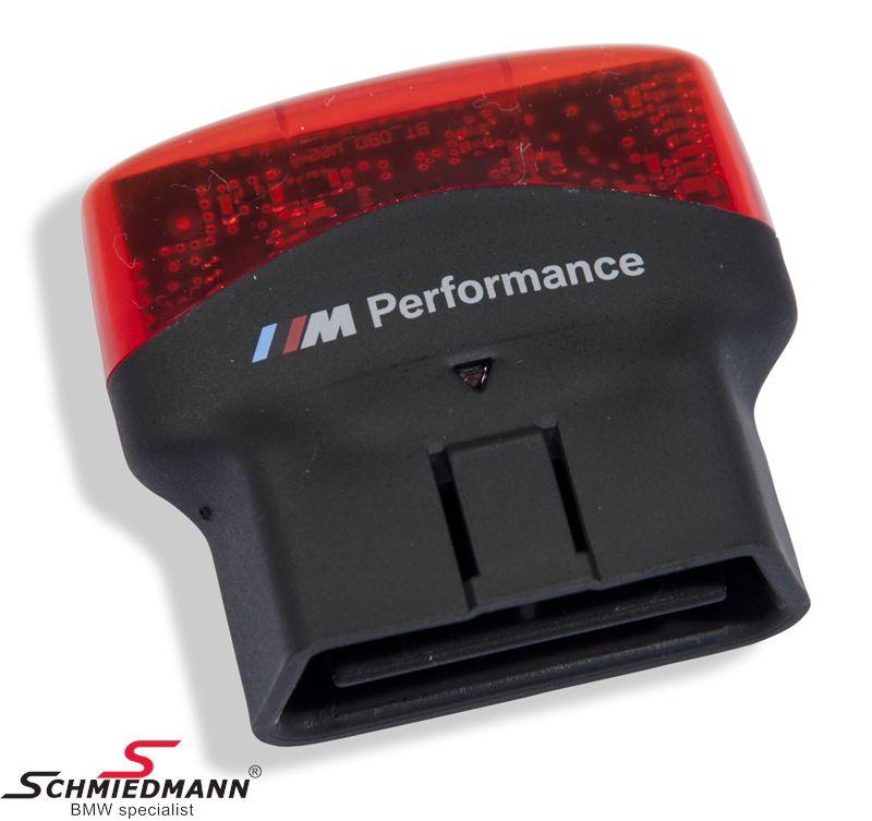 BMW M Performance Drive Analyser Android - direkte til at sætte i OBD stikket - download en app og så har du et rigtigt race-instrument