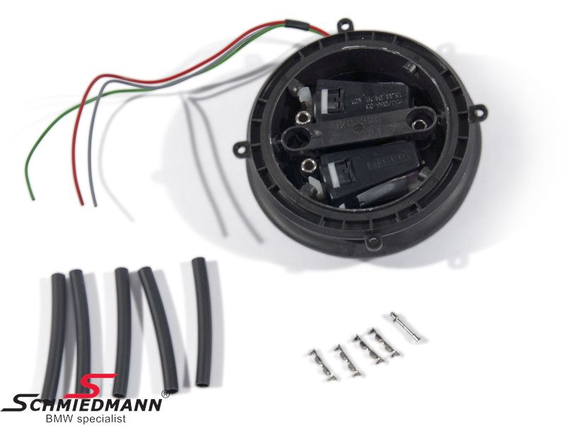 67 13 8 375 460 side view mirror motor repair kit r side for Mirror repair kit