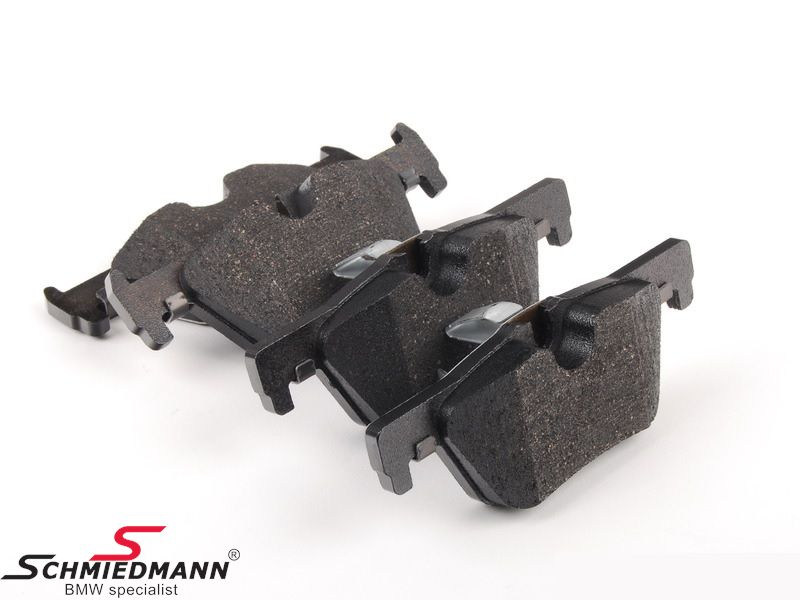 Brakepads rear original Zimmermann