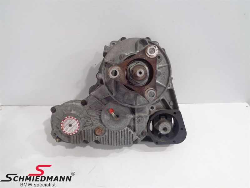 Bmw e46 transfer casesingle parts for 4wd schmiedmann used parts auxiliary transmission for 4wd nv124 publicscrutiny Gallery