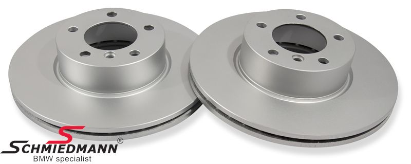 Brake disk 312x24MM - ventilated, Hella-Pagid