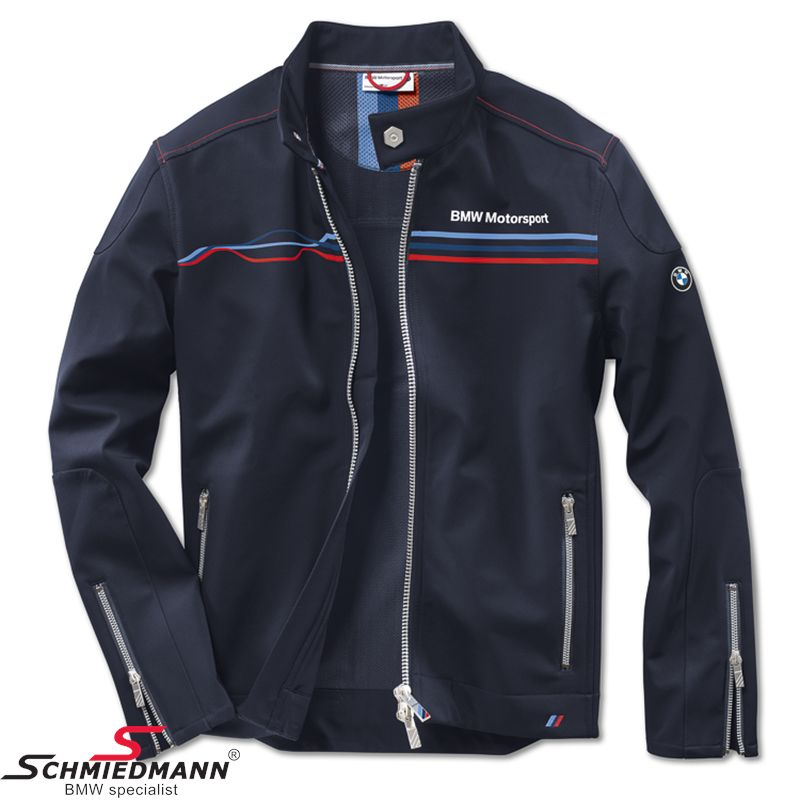 Miesten -BMW Motorsport- Softshell takki - koko S