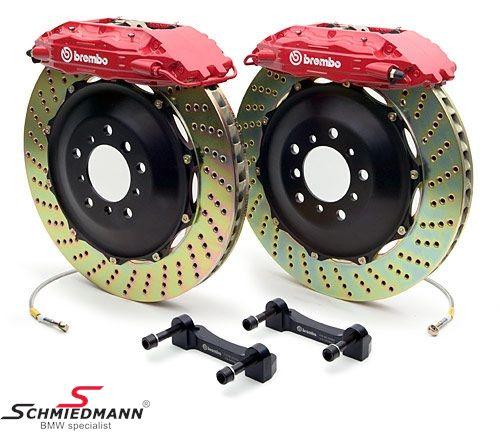 Brembo big brake kit front 355X32MM 4 pot calipers