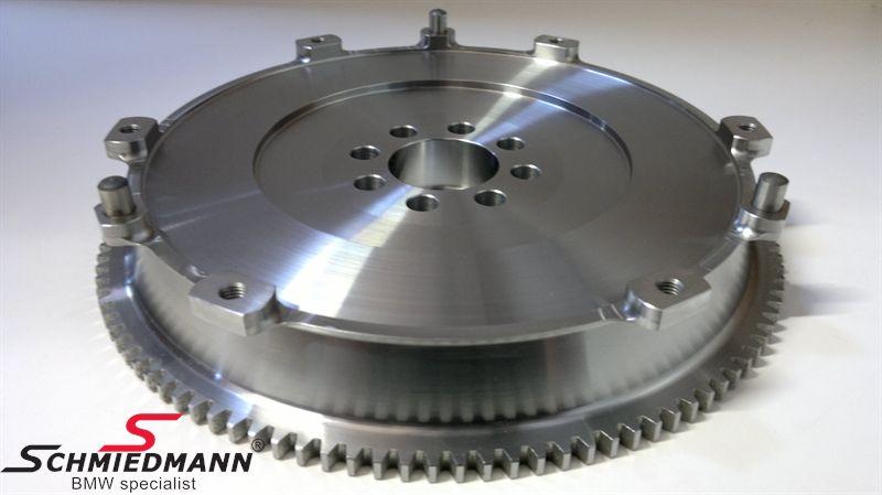 Schmiedmann letvægts svinghjul singlemasse M54 5-gear