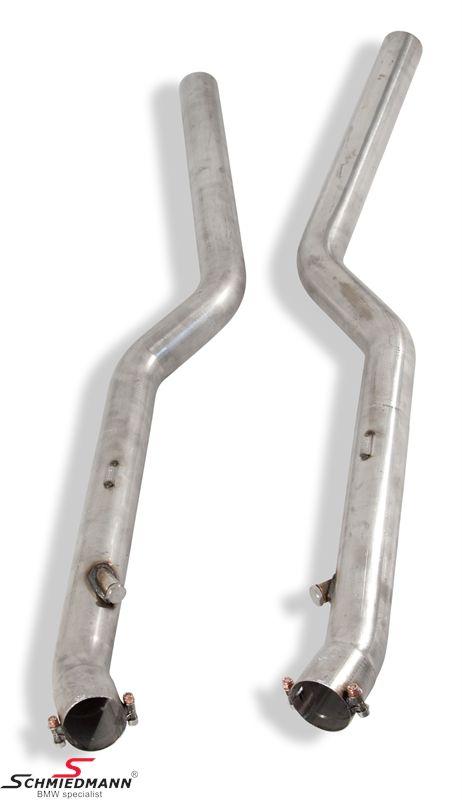 Supersprint fram  pipe katalysator replacement för race use only