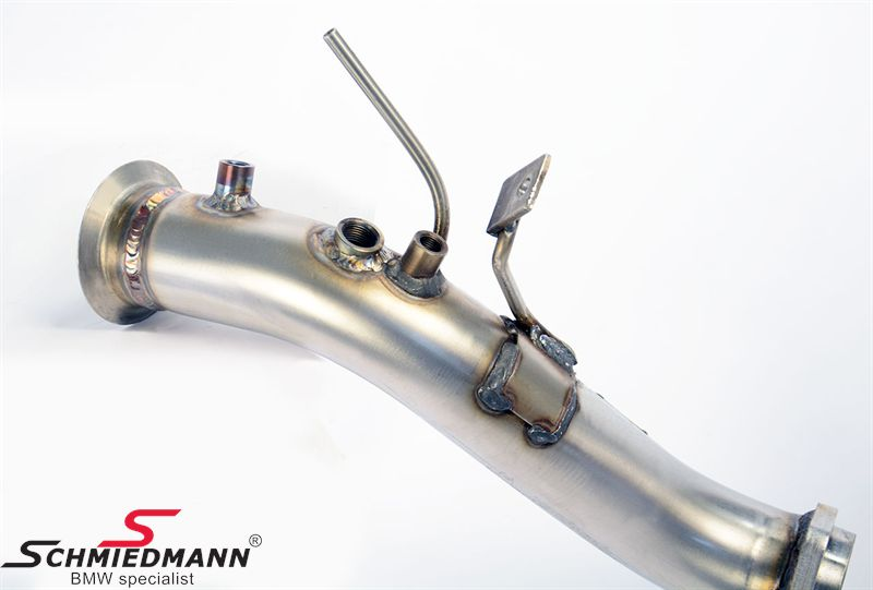 Supersprint turbo downpipe kit til bane brug