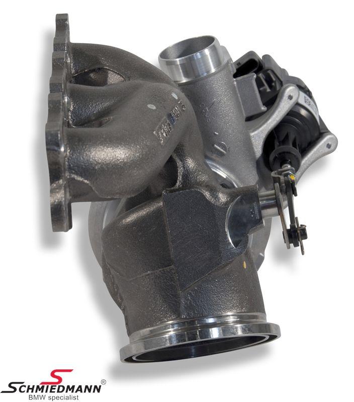 Turbolader cyl. 4-6