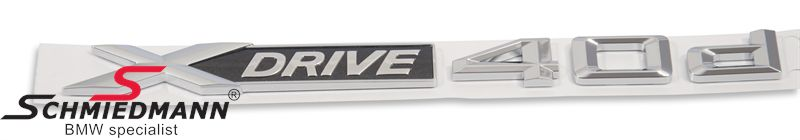 Emblem xDrive 40d