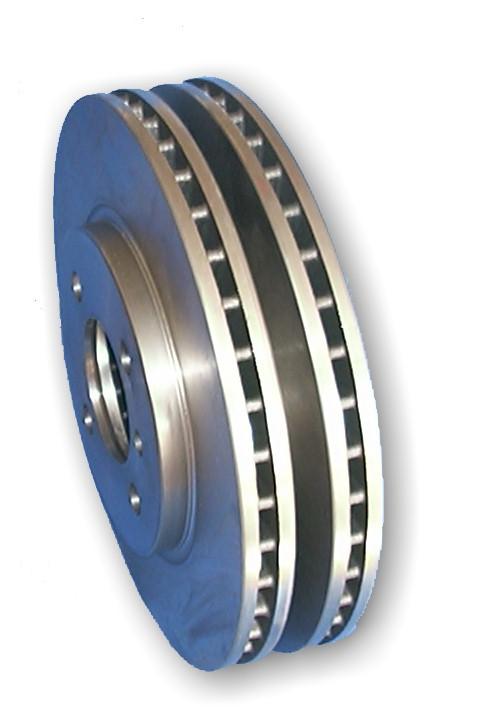 Bremseskiver 260x22MM - ventilerte