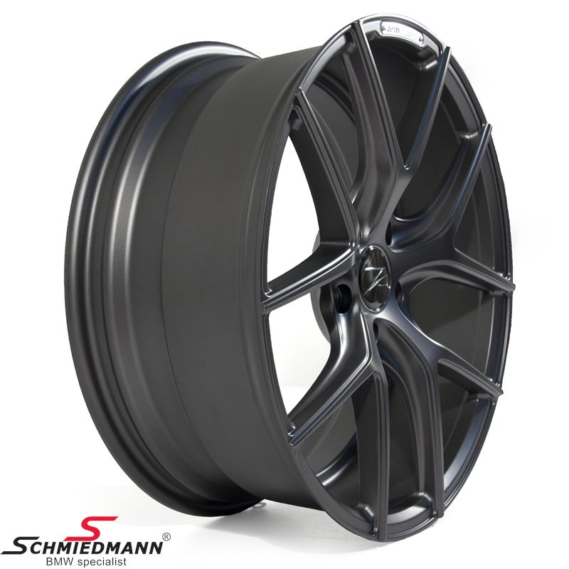 "20"" Z-Performance -Type 9- rim 8,5x20 ET30, Matte Gun Metal"