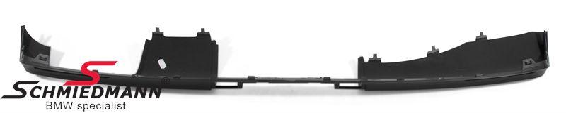 Rear apron trimpanel M-Technic/aerodynamic with towing hitch