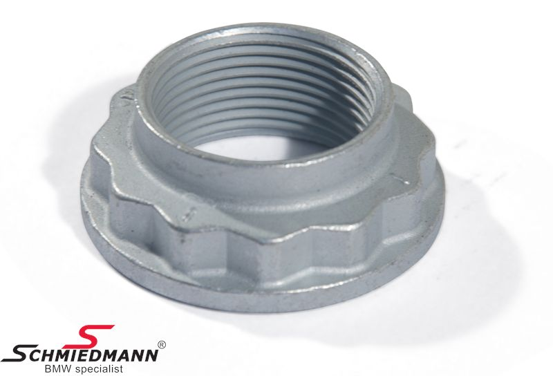 Nut for wheel bearing rear M27X1,5
