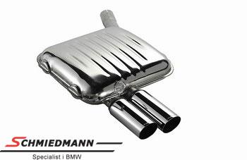 Eisenmann sportsbagpotte 2XØ76MM