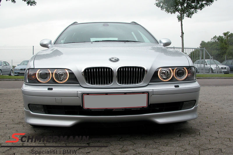 Frontspoiler-leppe aerodynamic look
