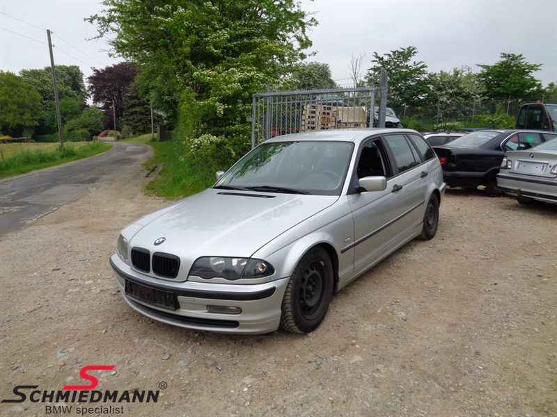 verwertungsfahrzeug bmw e46 touring seite 1. Black Bedroom Furniture Sets. Home Design Ideas