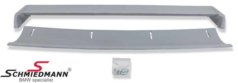 Rear spoiler M3 DTM, original Flossmann Germany