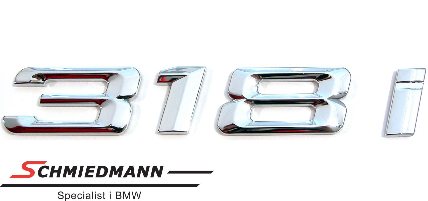 """Emblem trunk lid """"318I"""""""