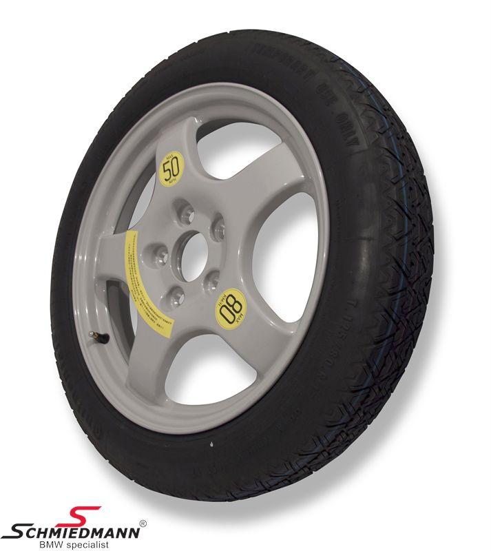 Eftermonterings-sæt reservehjul