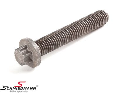 Screw M11X65-AL for the belt drive tensioner