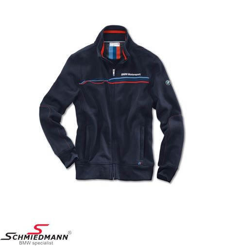 Men's BMW Sweat Jacket