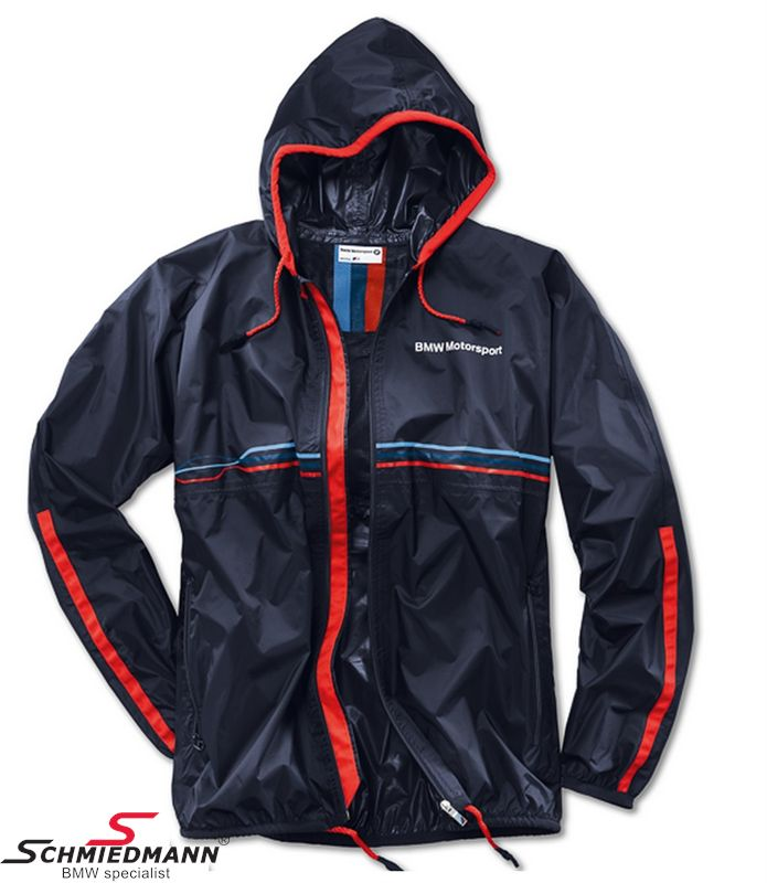 Rain Jacket - BMW Motorsport, unisex