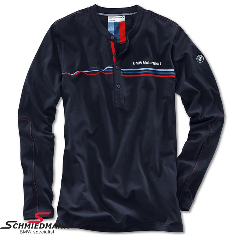 Men´s Long-Sleve Shirt  - BMW Motorsport