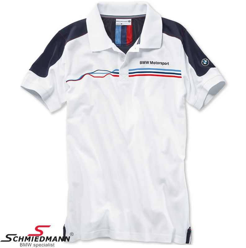 BMW Motorsport Poloshirt, men