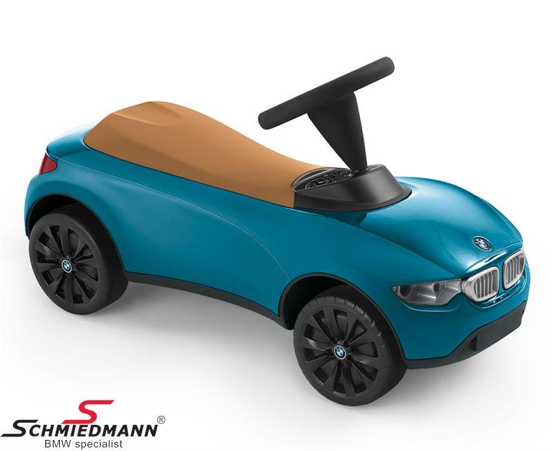 BMW Baby Racer III, Türkis