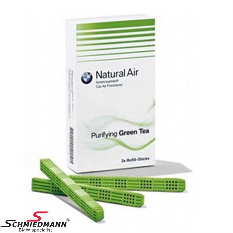Refill Innenraumduft - Green Tea - original BMW