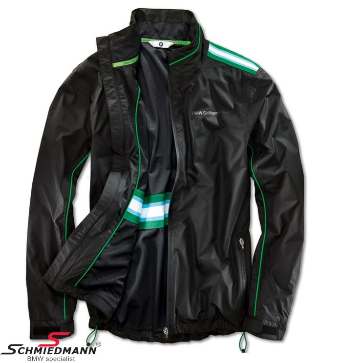 Men's Functional Jacket -BMW Golfsport- Str. L