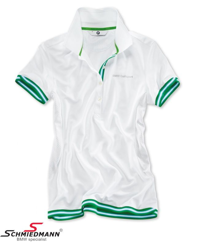 Ladies Polo Shirt -BMW Golfsport- Str. L