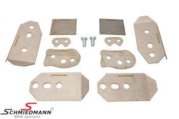 Rear Subframe Reinforcement Kit