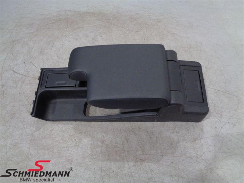 Armrest kit black vinyl