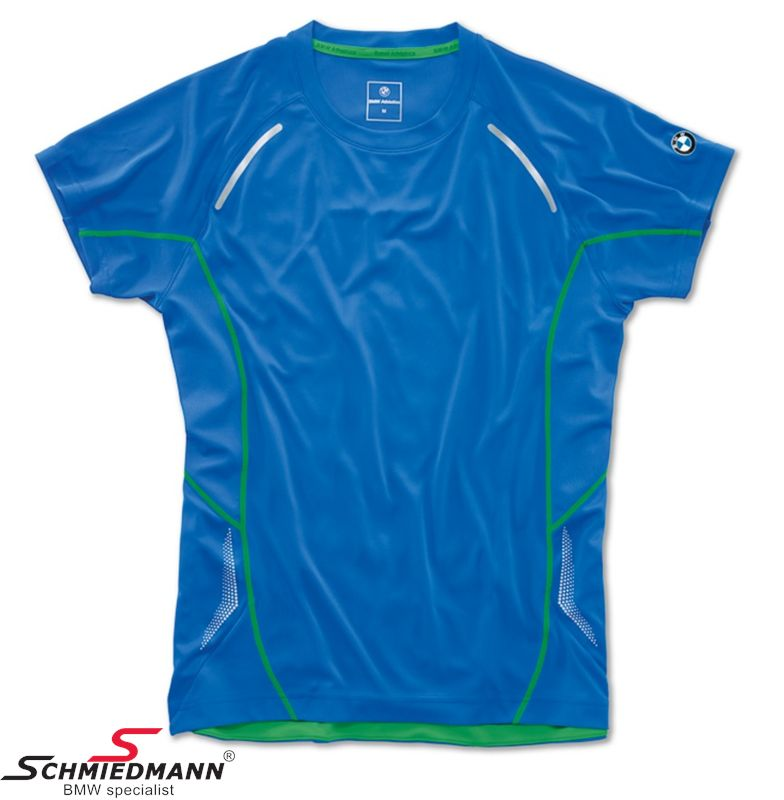 T-Shirt blue, Men´s -BMW Athletics-
