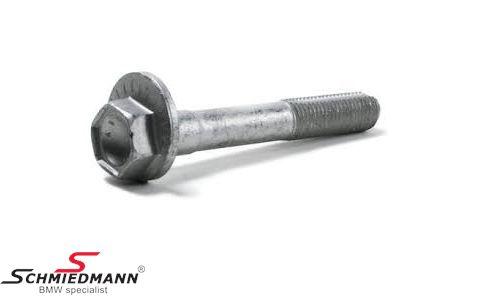 Excenter-bolt til svingarms-bøsninger M12X1,5X82-10.9