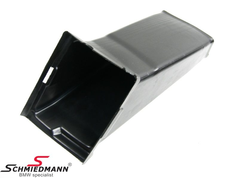 Brake air duct inner for the frontbumper/cover wheel housing L.-side